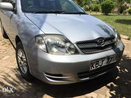 Toyota Fielder in great condition. Super maintained