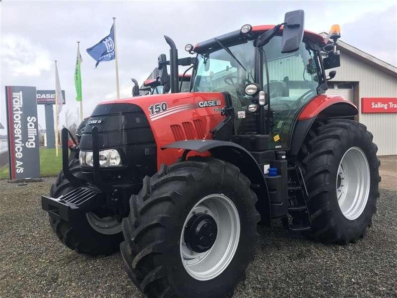 Case Ih Puma 150x, Traktor. - 2019