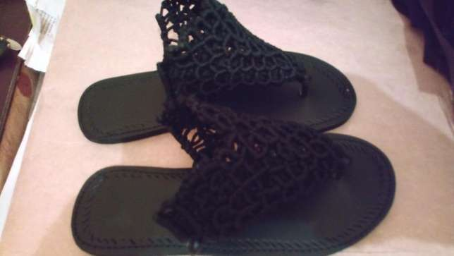 Beautiful macrame sandals. Nairobi West - image 2