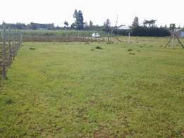 1/8th Acre vacant plot for sale in Jordan estate, Njoro