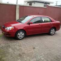 2006 Toyota Corolla LE For Sale (tokunbo, Lagos Port Cleared)