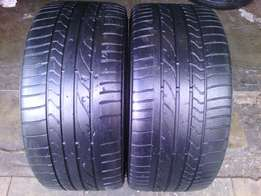 255/35/R19 on special for sale