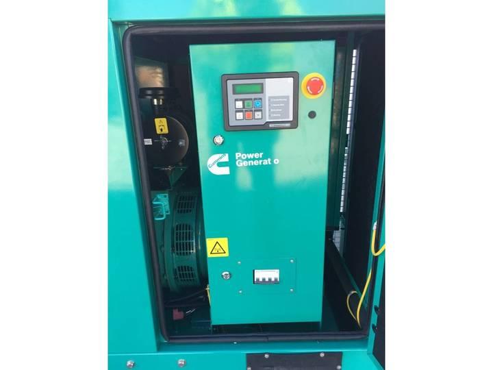Cummins C17 D5 - 16,5 kVA Generator - DPX-18500 - 2019 - image 12