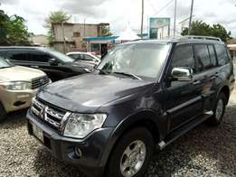 Powerful Mitsubishi Pajero 7 seater 4x4