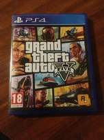 PS4 Game grand theft auto R500!!