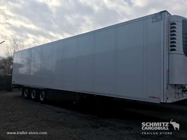 Schmitz Cargobull Tiefkühlkoffer Blumen Doppelstock - 2017