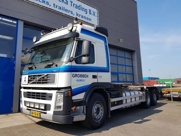 Volvo FM 400 6x2 NCH Containersysteem - 2009