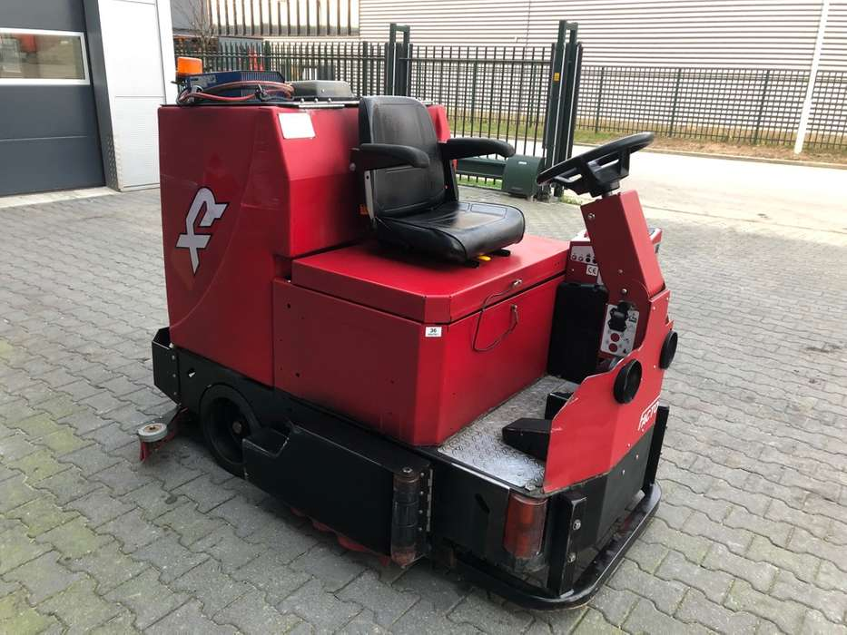 Factory Cat XR40-D Schrobmachine - image 3