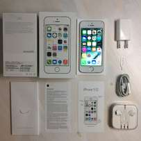 IPHONE 5S white 16GB in very good, clean condition.