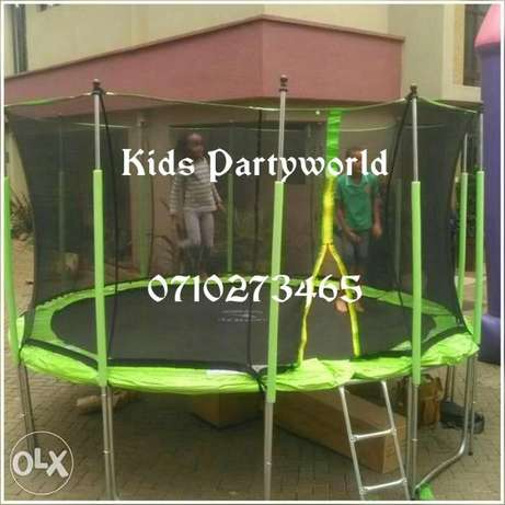 Bouncing castle,bouncy castles,trampolines,jumping trampoline for hire Westlands - image 7