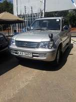 Toyota prado TX 95 automatic petrol one asian owner since new