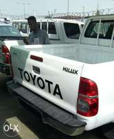 Registered Toyota hilux 2012