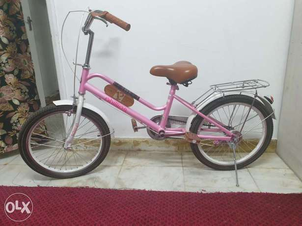 Kids bicycle for 18 KD