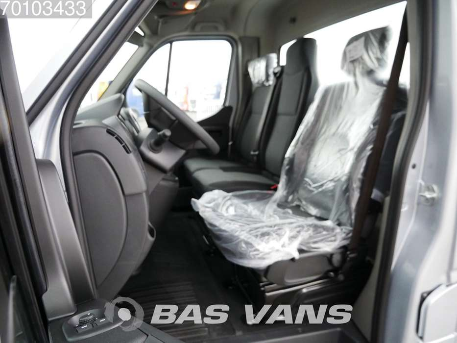 Renault Master Chassis cabine 165PK Dubbellucht Navigatie Airco 3... - 2019 - image 8