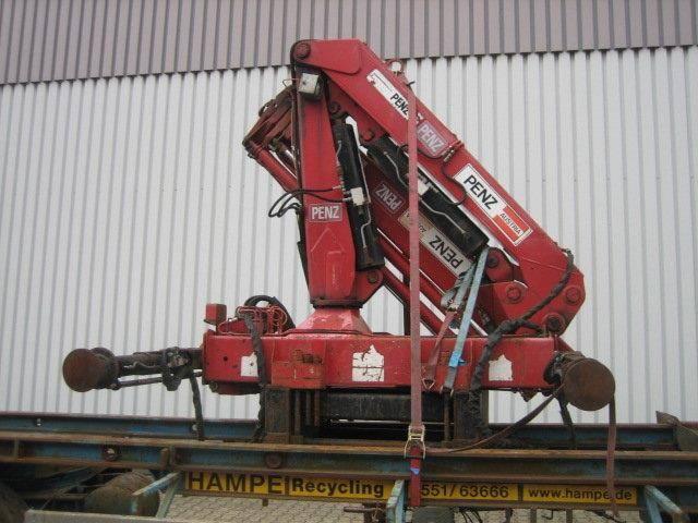 Andere Kran 13504 P PENZ 13504 P Kran 4 Ausschübe - 1996