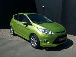 2010 Ford Fiesta 1.4i Titanium in good condition