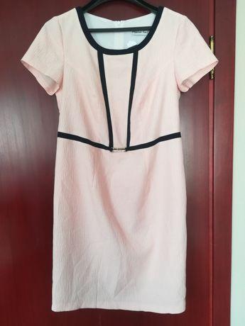 26cd050fdb Sukienka Wizytowa Modern Line Piotrków Trybunalski - image 1