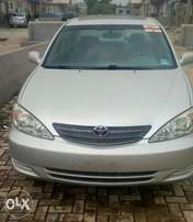 Toyota Camry 2003 Up for fast Finger