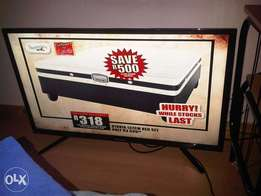 Hisense 40 inch HD LED Tv for sell - Very Good Condition