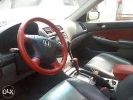 Very neat Honda Accord 2003-(urgent)