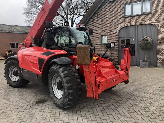 Manitou Mt 1840 Stage 3 B - 2013