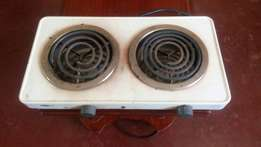 Cooker electric coil