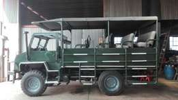 Unimog price reduced urgent sale