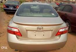 A week old brand new Toyota Camry 2009 model.