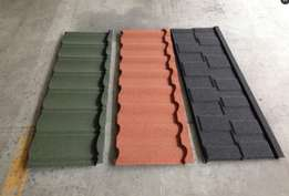 Stone coated roofing tiles. 50yrs warranty