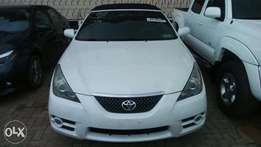 Clean Tokunbo 2008 Toyota Solara Convertible
