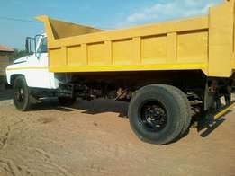 Tipper for sale.