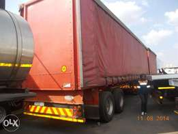 Tautliner Interlink Trailers For sale
