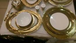 Luxury Dinner Sets.