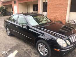 Mint Mercedes Benz E320