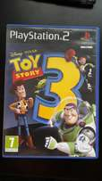 Toy Story 3 Play Station 2 Game
