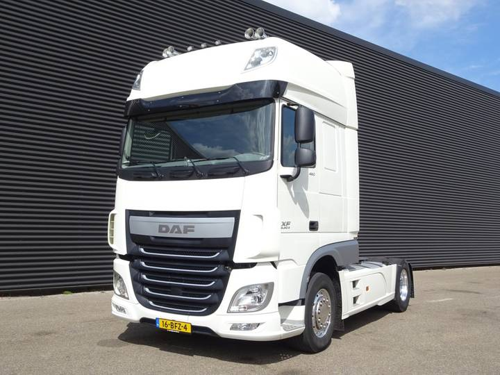 DAF XF 106.460 SSC EURO 6 / FULL OPTIONS / TOP CONDITION - 2015
