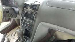 Nissan Maxima. ..Awooof