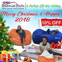 10% off CHRISTMAS SALE.. Bean Bags