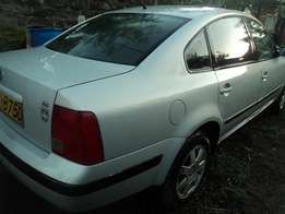 Volkwagen passat in very good condition, Buy and Drive