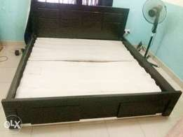 6x6 bed frame for sale