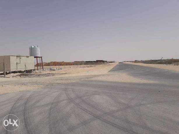 Approved Industrial land for rent .