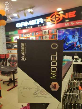 Glorious Model O Mouse Wired Availabile in gamerzone sohar branch