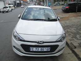 2015 hyundai i20 1.4 in excellent condition.