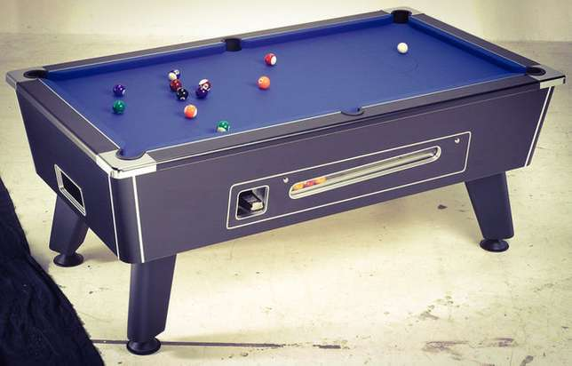 Marble Slate Coin Pool Table Surulere - image 1