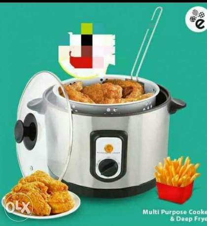 Chips Deep Fryer| Free Delivery Nairobi CBD - image 4