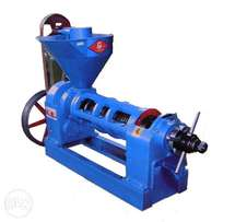 Multi Purpose Seed Oil Extracting Machine