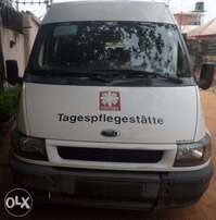 Nice buy & rejoice ford transit bus with long frame. For sale in asaba