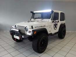 Jeep Wrangler Mountain Sport on discounted price