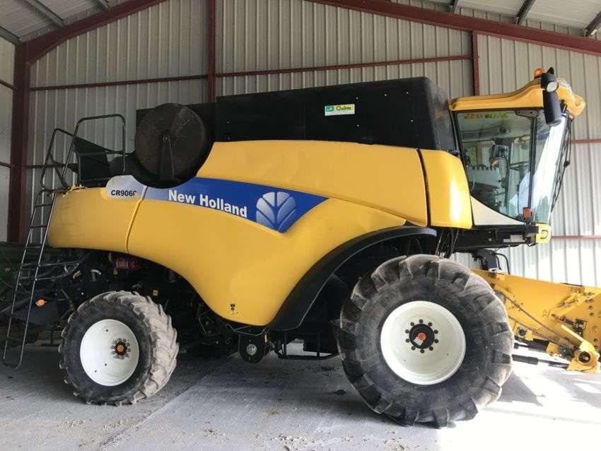 New Holland Cr 9060 - 2007