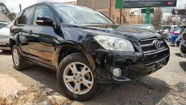 Toyota Rav4, Black, Year 2010, (KCN)
